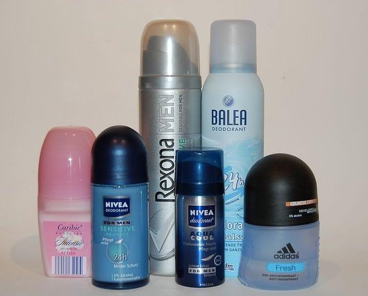 Des utilisations inconnues du déodorant
